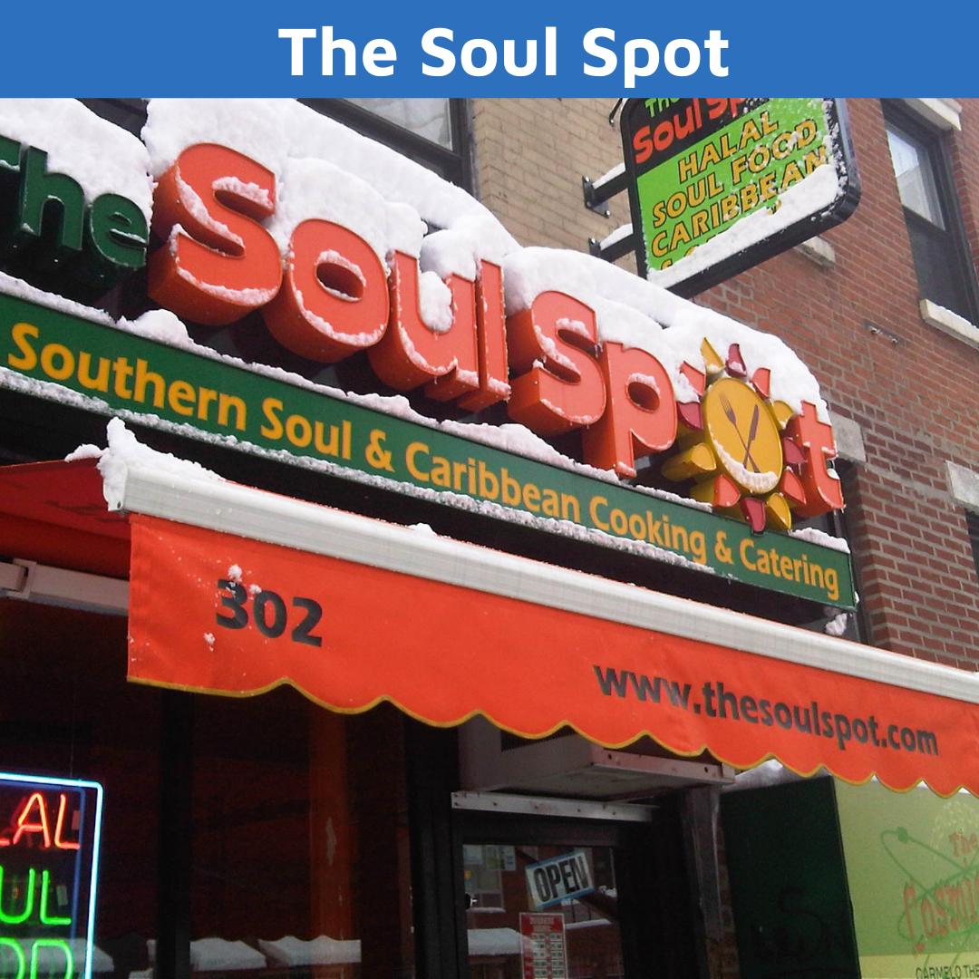 The Soul Spot - Local Promos